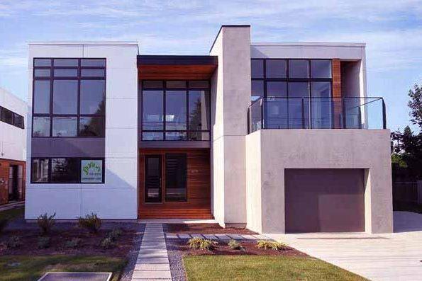 Casas de pisos dise os arquitect nicos - Modelos de casas de un piso bonitas ...