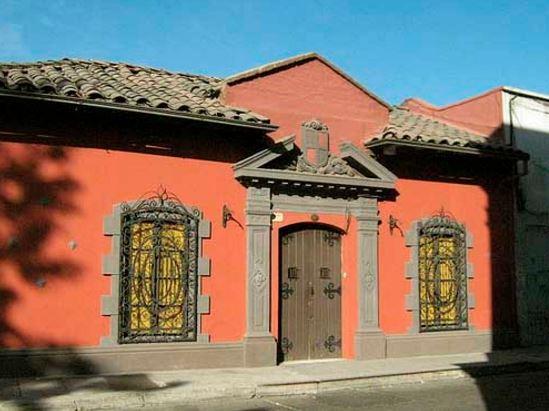 Fachadas De Casas Antiguas - Fachadas-antiguas-de-casas