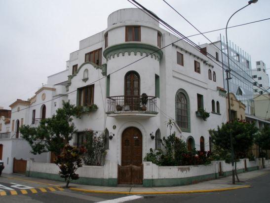 Fachadas de casas antiguas