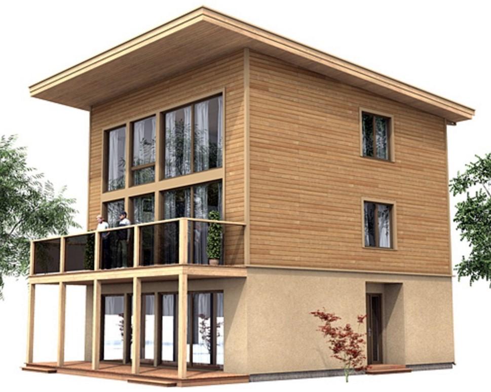 fachadas de casas de 2 pisos part 2