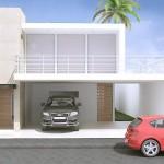 Colores de fachadas de casas sencillas