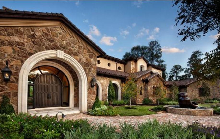 Download fachadas de piedra fachadas de casas de piedra - Piedra para fachadas de casas ...