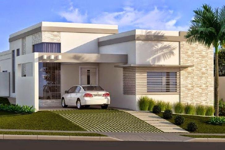 Fachadas de casas de dos pisos en esquina for Fachadas de casas modernas 2 pisos