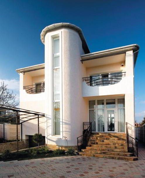 Fachadas de casas de dos pisos de 6 metros de frente for Fachadas de dos pisos