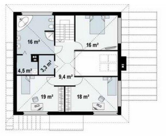 Casa de 190m2