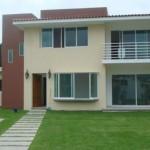 Combinaciones de colores para fachadas