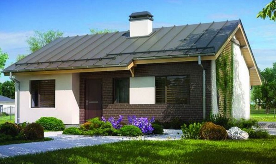 Fachadas de casas modernas con ladrillo a la vista - Ladrillos a la vista ...