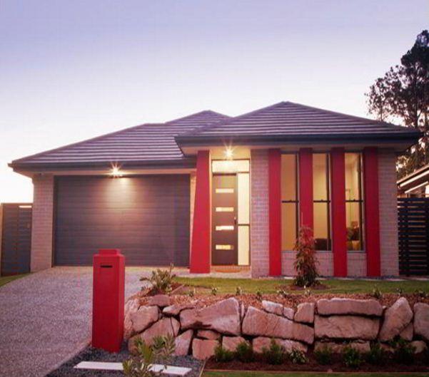 Fachadas de casas modernas casas y fachadas holidays oo - Casas bonitas y modernas ...