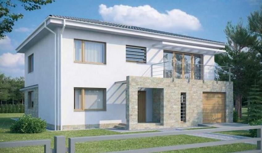 Fotos de fachadas de piedra natural - Piedra para exteriores casas ...