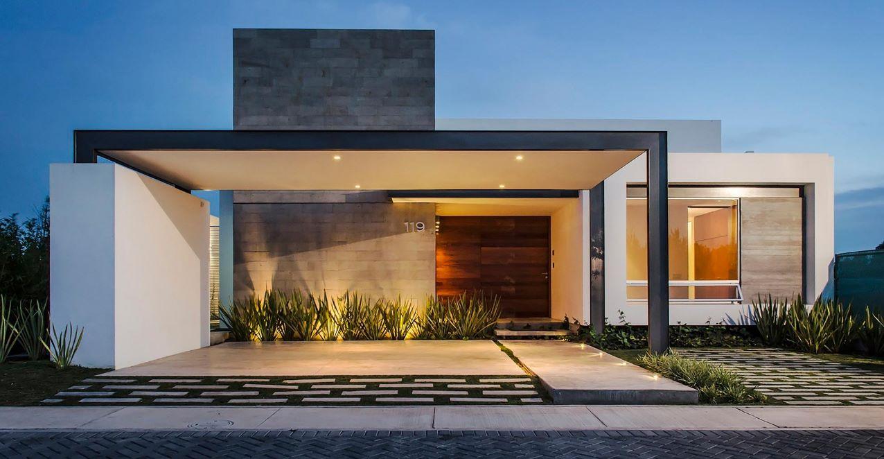Diseños de casas para construir terreno 10 × 15