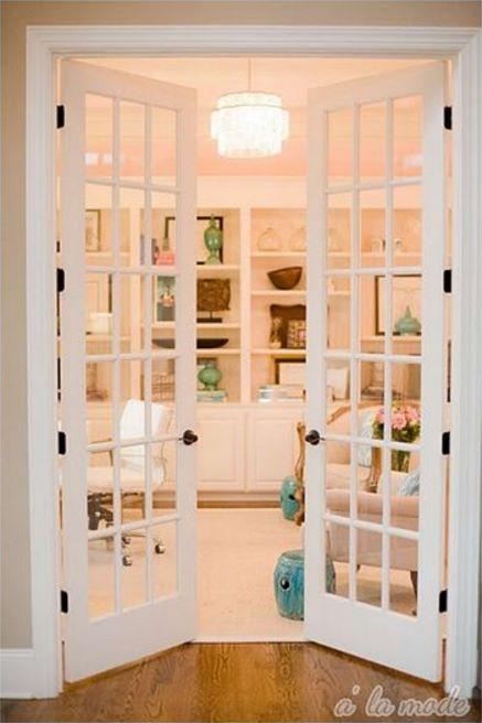 Casas con ventanas de arco for Puertas para living comedor