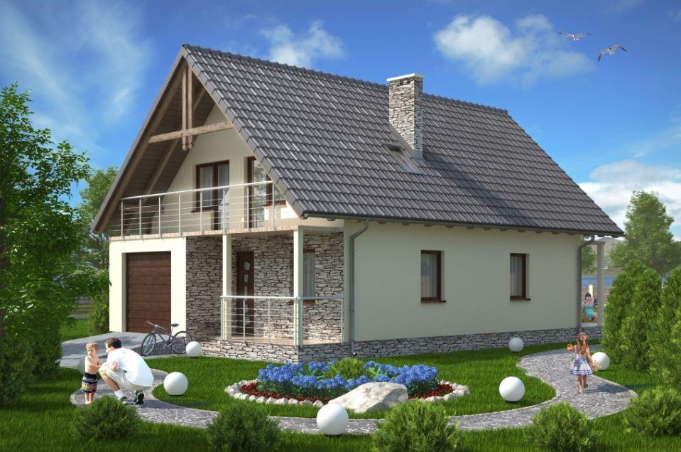 Casas de dos pisos - Casas de dos plantas sencillas ...