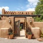 Fachadas de casas rusticas mexicanas con adobe