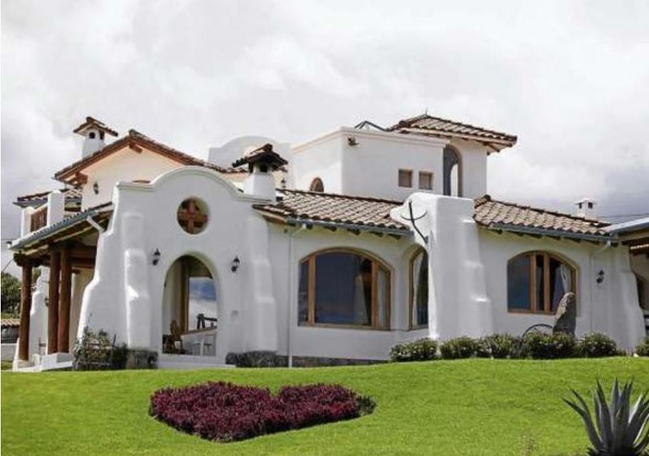 Casas modernas en mexico related keywords casas modernas for Fachadas de casas mexicanas