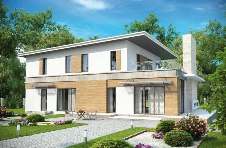 Fachadas de terrazas en segundo piso for Fachadas de casas segundo piso