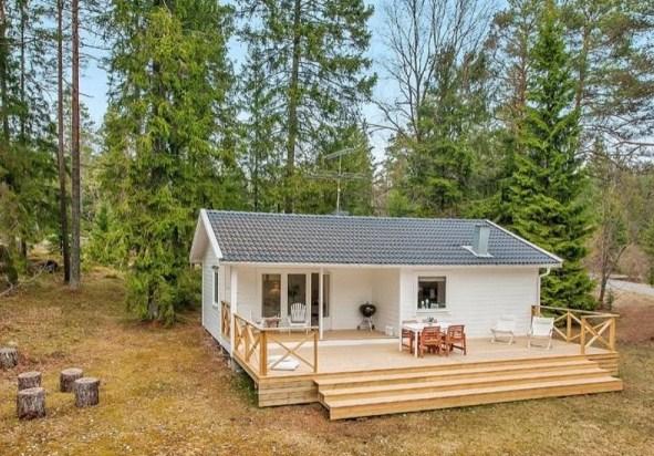 Fotos de casas con techos de chapa de zinc