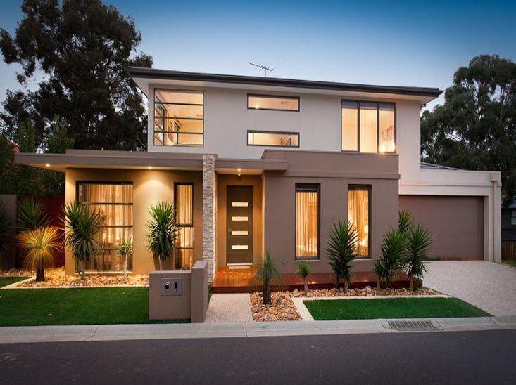 Fotos de fachadas de casas modernas