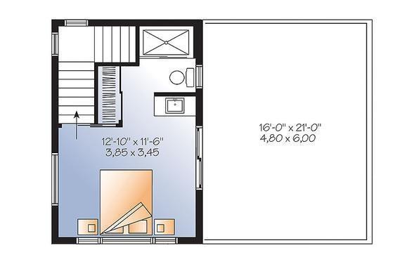 casa con solo 6 metros de fachada
