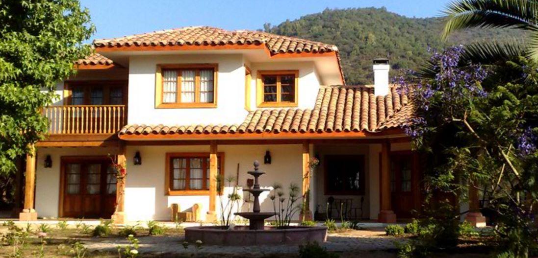 Casas coloniales de mexico pictures to pin on pinterest for Estilo colonial
