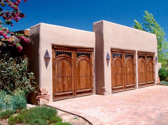 Materiales para frentes de casas part 4 for Casas de diseno santa fe