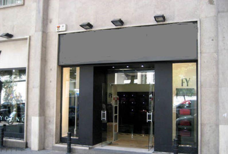 Modelos de fachadas modernas para un local comercial - Fachadas de locales comerciales ...