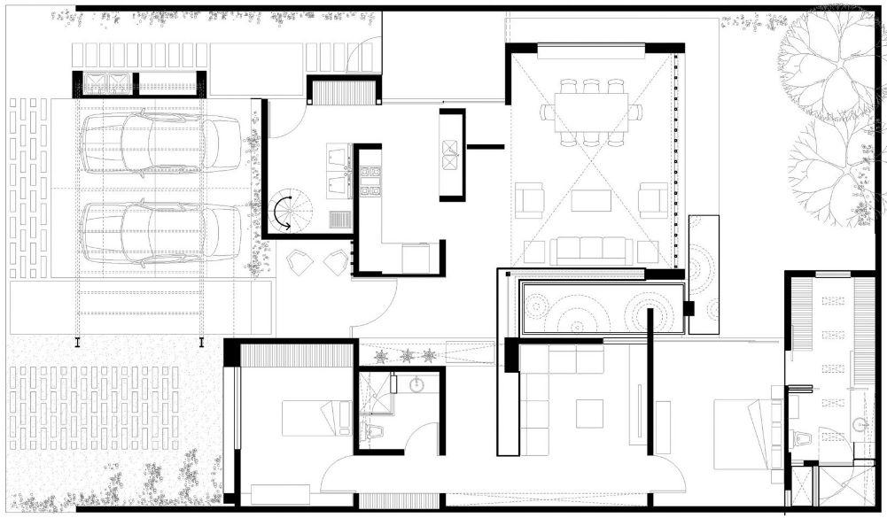 Fachadas de casas de 2 pisos part 6 for Planos de casas 200m2