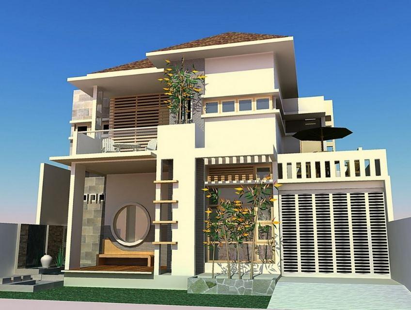 Fachadas de casas con rejas for Disenos de frentes de casas