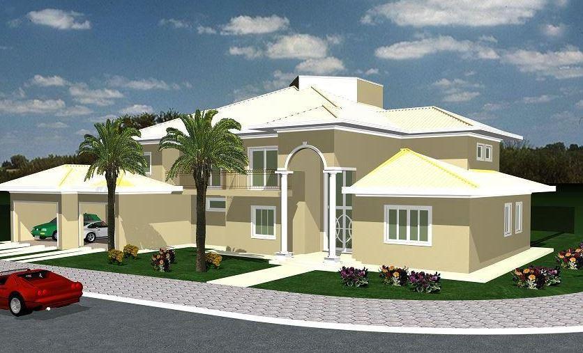 Diseños de casas esquineras de 2 plantasmodernas