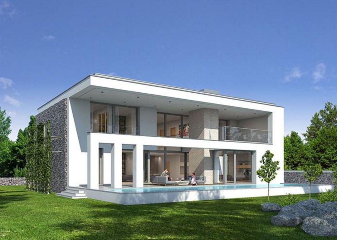 Fachadas de casas con piedra for Fachada de casas