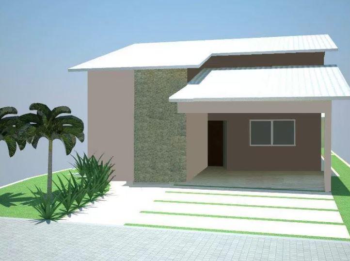 Fotos de fachadas de casas pequeñas modernas