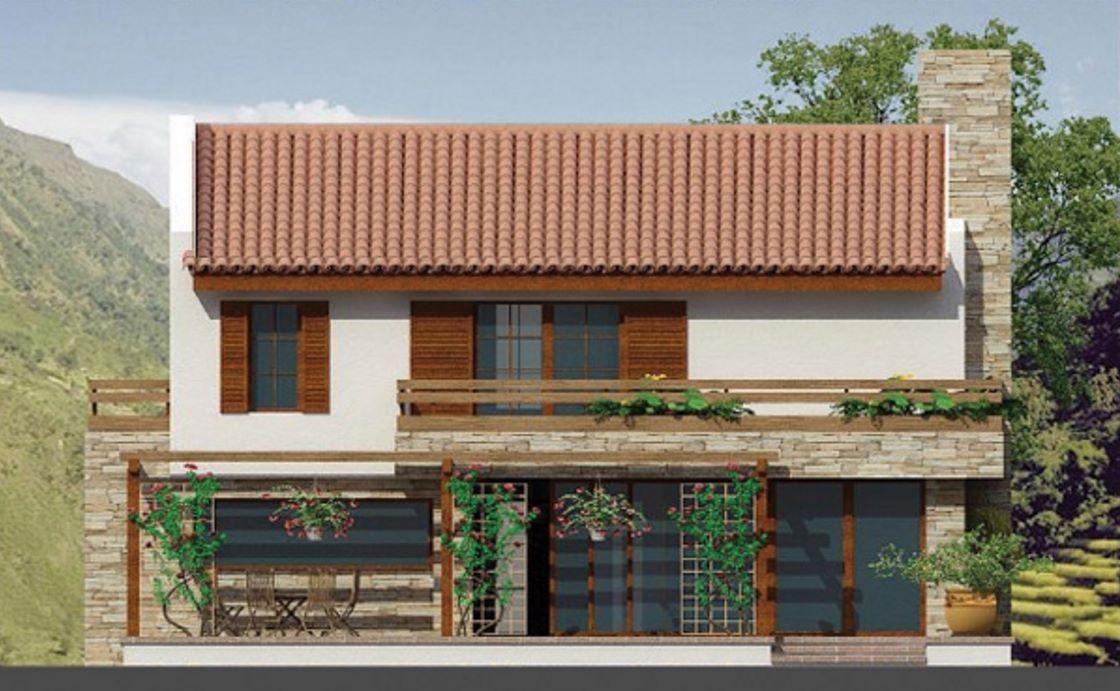 Fachadas de piedra casas y fachadas tattoo design bild - Casas con fachadas de piedra ...