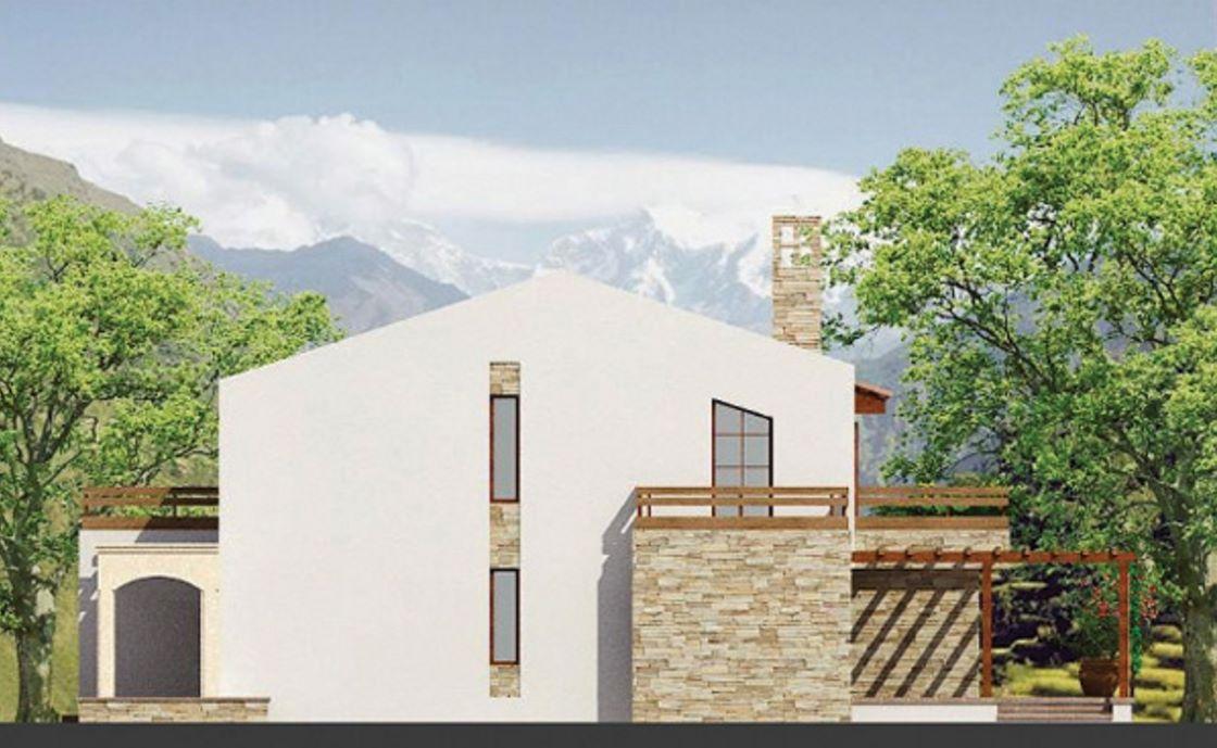 Fachadas coloniales casas y fachadas holidays oo - Casas con fachadas de piedra ...