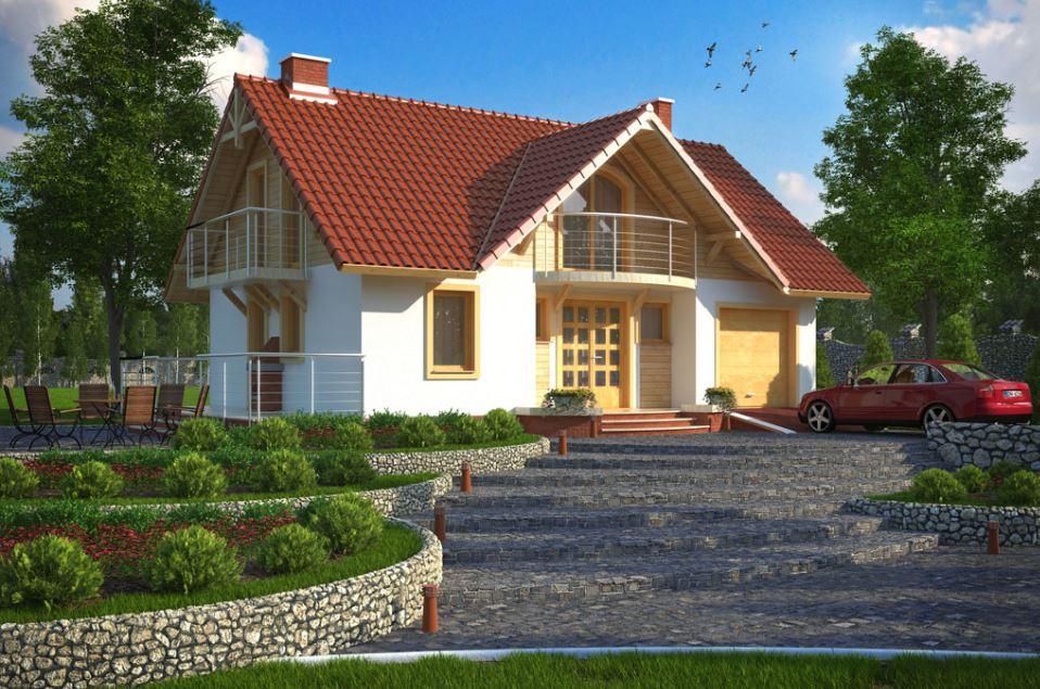 Pinturas para fachadas de casas for Pinturas 2016 para casas