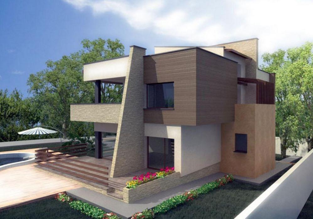 fachadas de casas de 2 pisos part 3