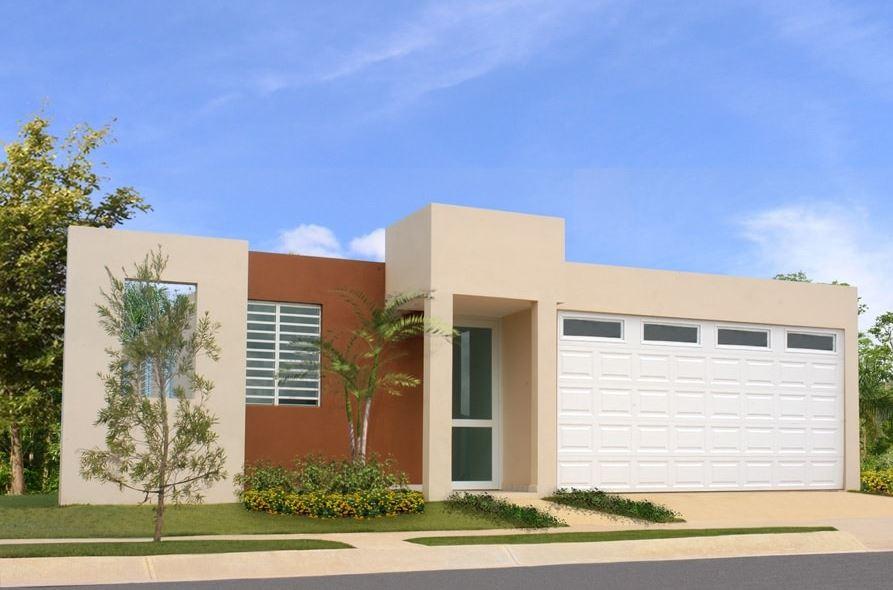 Fachadas de casas bonitas y economicas for Diseno casas minimalistas economicas