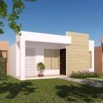Fachadas de casas bonitas y economicas
