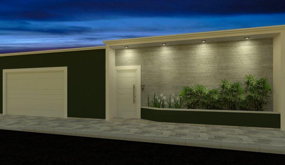 Fachadas muros