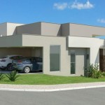 Modelos de casas esquineras modernas