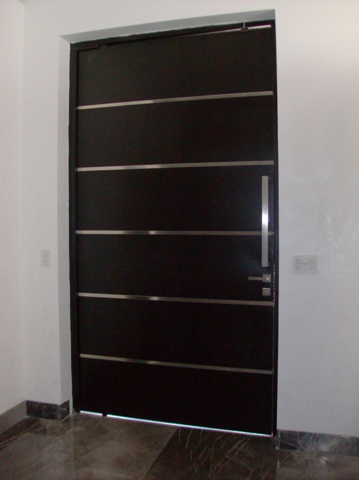 Puertas contemporaneas for Puertas modernas interior precios