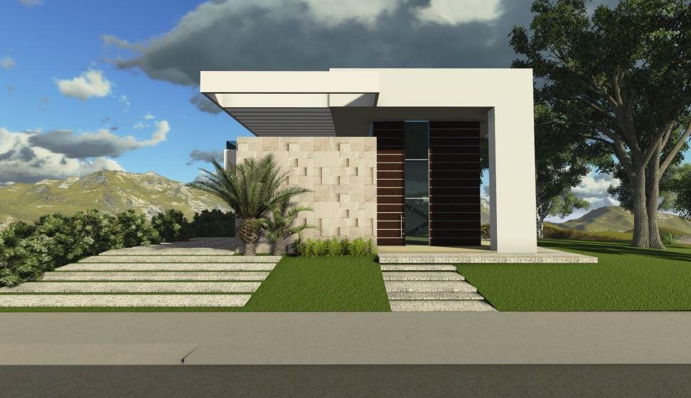 fachadas de casas comunes