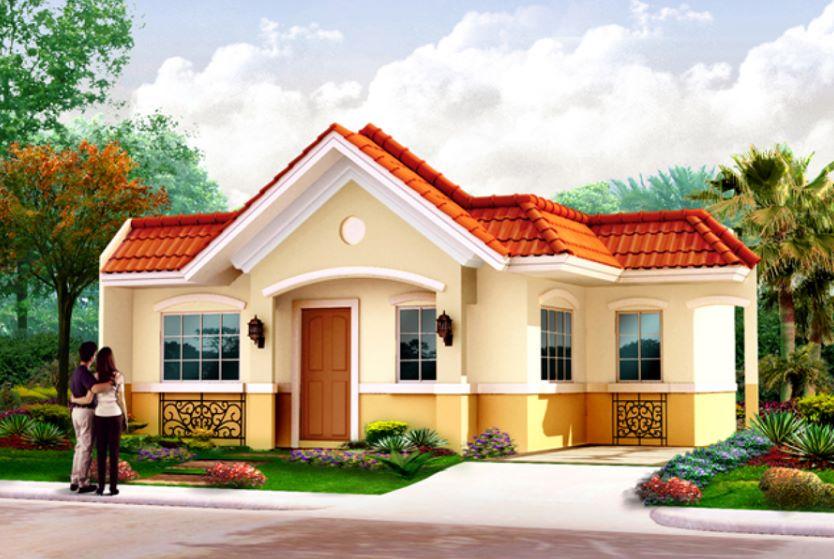 Fachadas de casas con rejas negras - Como pintar fachadas de casas ...