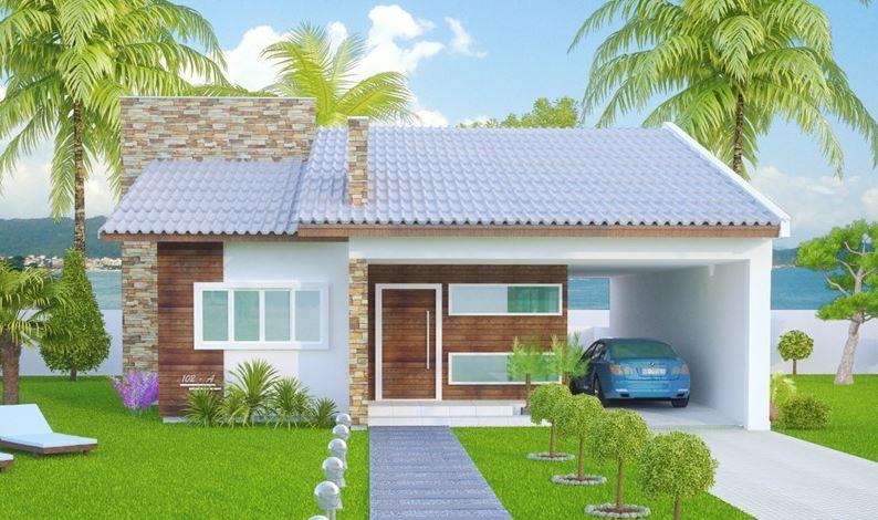 fachadas-de-casas-de-1-piso-con-techo-a-dos-aguas