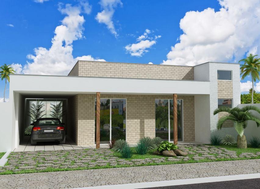 Fachadas de casas modernas part 14 for Modelo de fachadas para casas modernas