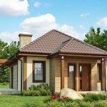 Modelos de porches para casas pequeñas