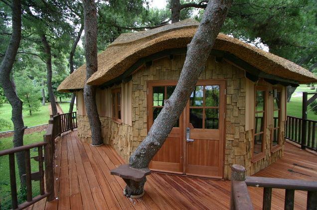 Casas rusticas madera