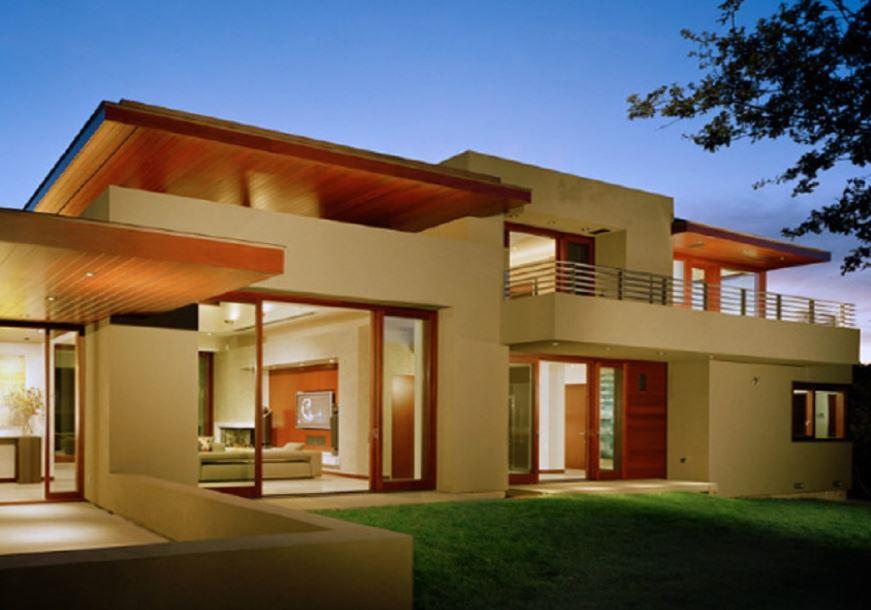 estilos-de-fachadas-de-casas-de-dos-pisos