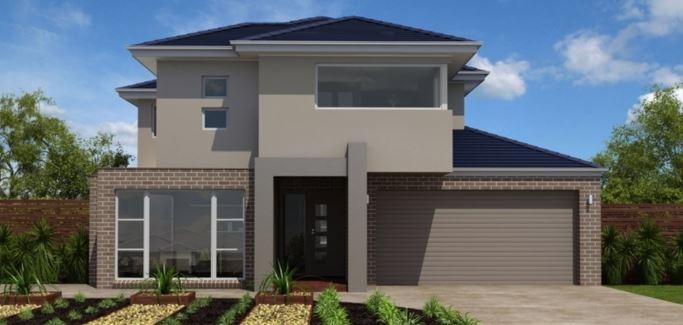 Fachadas de casas bonitas de dos pisos - Casas clasicas modernas ...