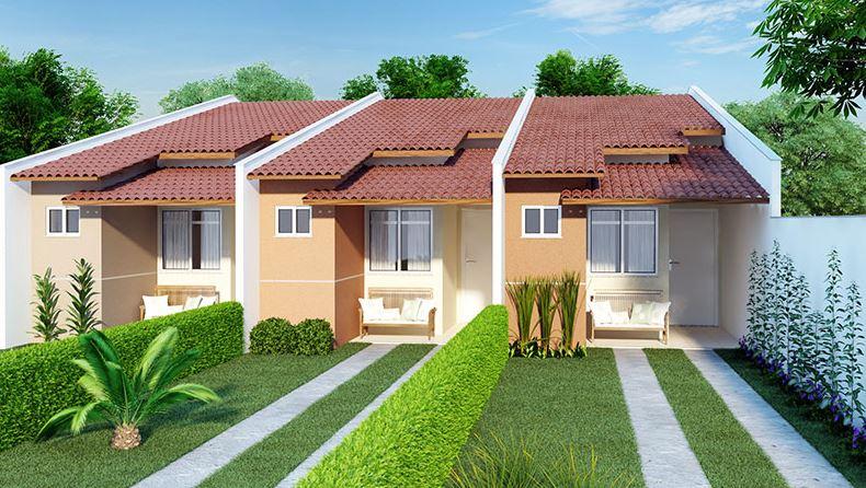 Fachadas de casas con tejas coloniales for Fachadas de casas con teja