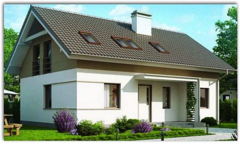 Frentes de casas con ventanales fijos for La casa tiene un techo