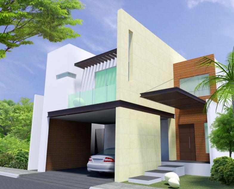 fachada-de-casa-de-material